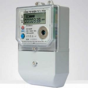Công tơ điện tử 1 pha 3 giá 10(40)A - CE-14mGS