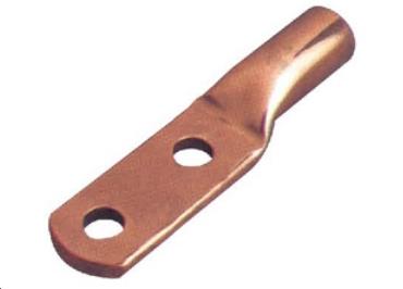 Đầu cos cáp ngầm 400mm², 2 lỗ 14mm, cách 44.5mm