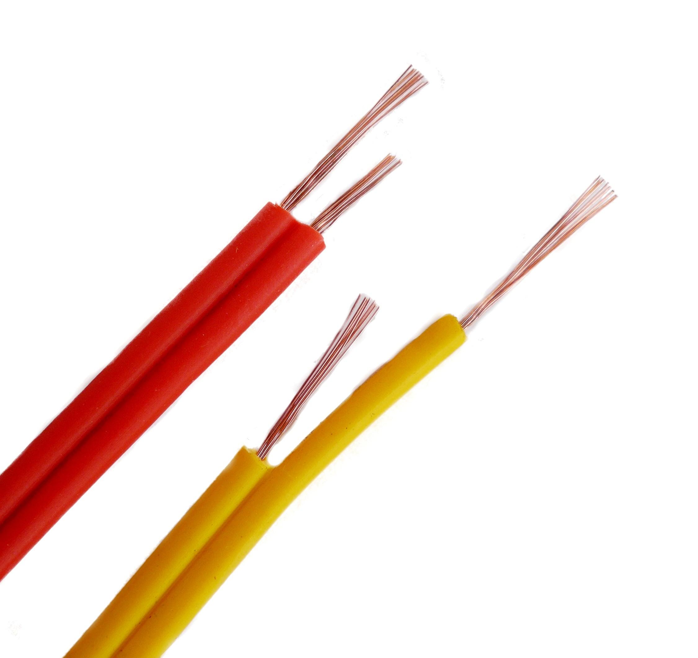 Dây điện đôi vỏ nhựa ruột đồng mềm VCmd 2x2.5 (2x50/0.25) 0.6/1KV