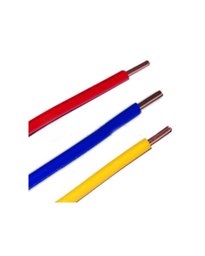 Dây điện đồng bọc nhựa 1 lõi cứng VC-6 (F2.74) - 450/750V