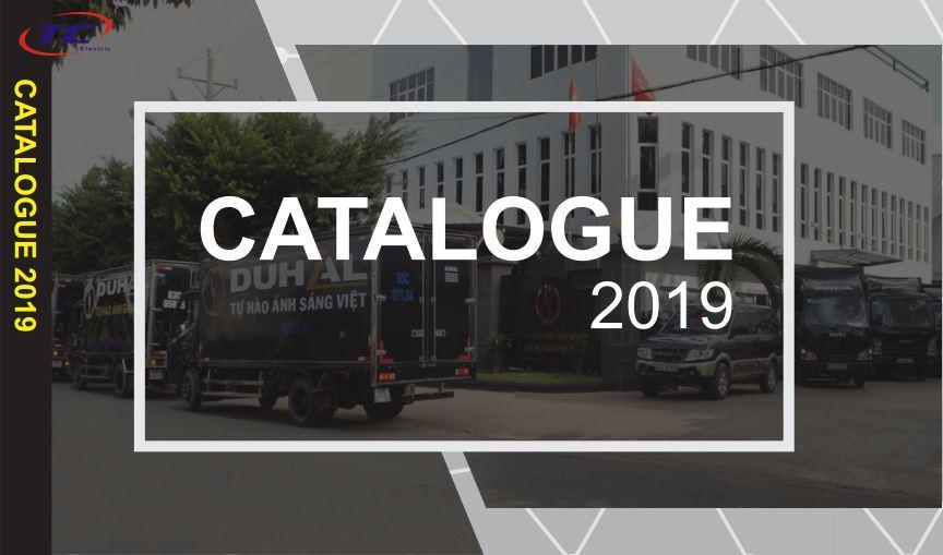 Catalogue và bảng giá Duhal 2019