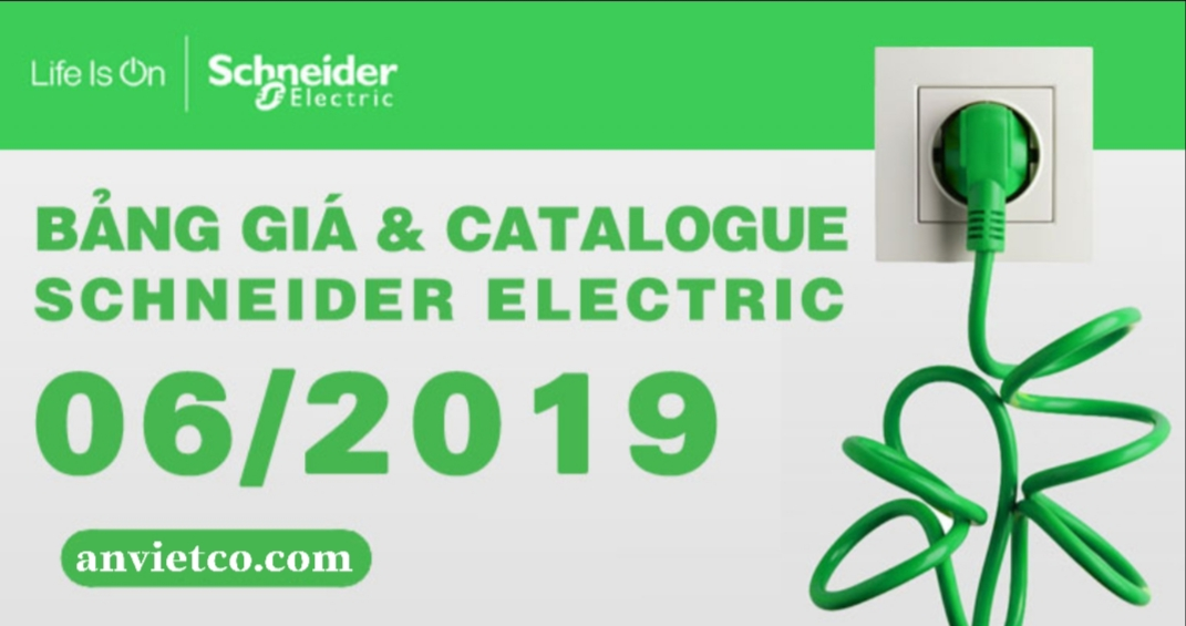 Bảng giá Schneider dân dụng mới nhất 2019