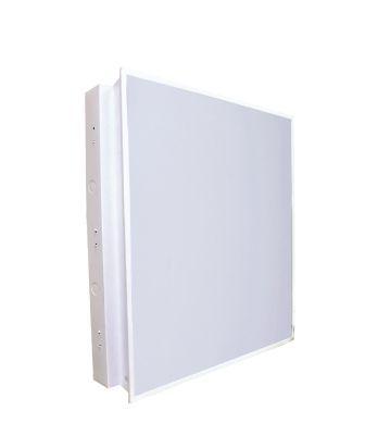 Bộ Đèn Âm Trần Điện Quang ĐQ RF01 309GASIL03 (0.6m Chóa Nhôm, 3 Led Tube 9W Thân Nhựa Daylight)