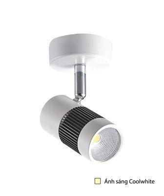 Bộ Đèn LED Chiếu Điểm Thanh Trượt Điện Quang ĐQ LEDTSL01 05740 (5W, Coolwhite)
