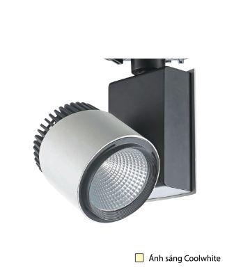 Bộ Đèn LED Chiếu Điểm Thanh Trượt Điện Quang ĐQ LEDTSL05 23740 (23W, Coolwhite)
