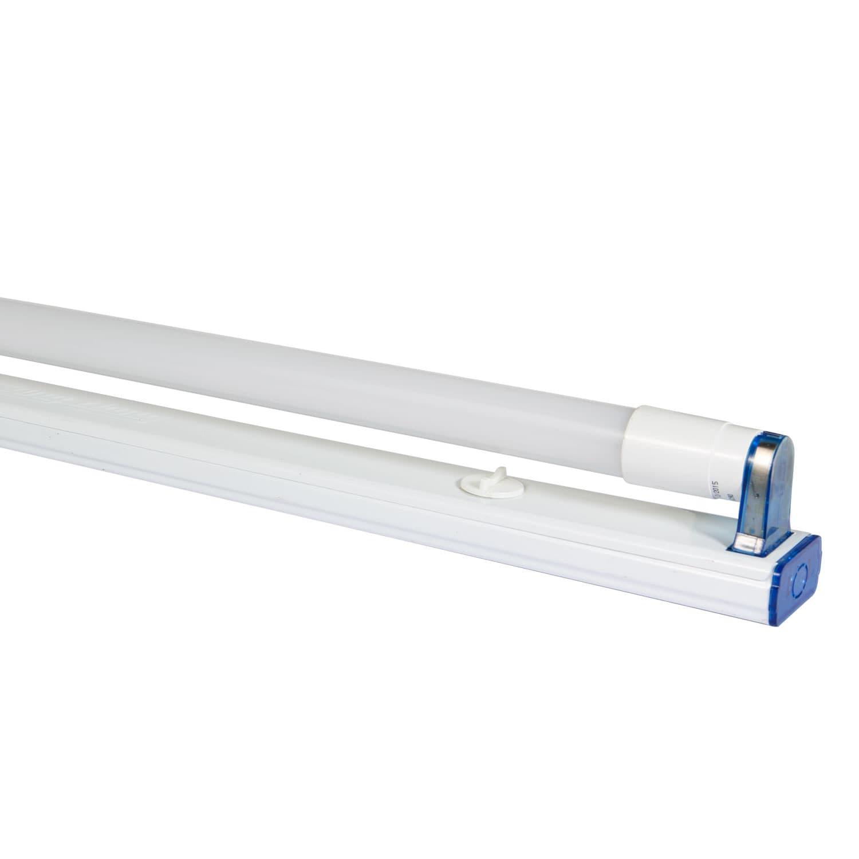 Bộ đèn LED tuýp T8 18W (nhôm-nhựa) BD T8L N01 M11/18Wx1