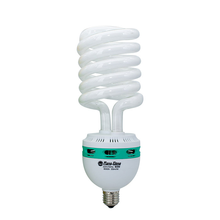 Bóng đèn Compact xoắn CFL HST5 E40