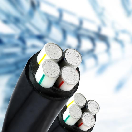 CÁP ĐIỆN LỰC A/XLPE/PVC 3 lõi 1 trung tính