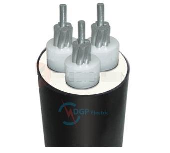 Cáp điện AXV-3xXX - 0.6/1kV( Cách điện XLPE, vỏ PVC) AXV-3xXX