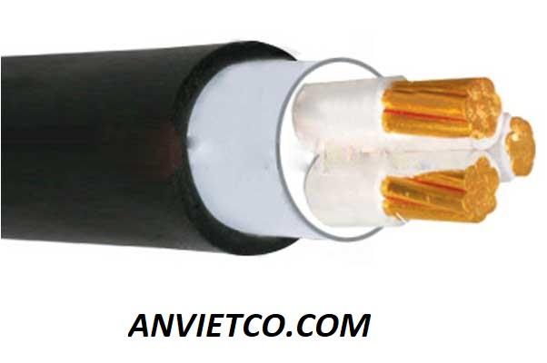 Cáp điện CXV/DSTA-3xXX- 0.6/1kV( Cách điện XLPE, vỏ PVC) CXV/DSTA-3xXX