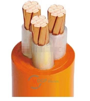 Cáp điện chậm cháy CXV/FRT-3x1( Cách điện XLPE, Vỏ FR-PVC) CXV/FRT-3x1