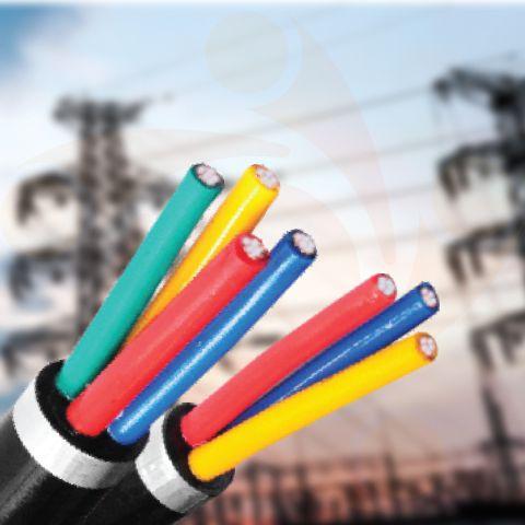 Cáp điện lực AVV 1,2,3,4 lõi ruột nhôm- 0.6/1KV