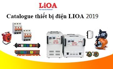 Catalogue bảng giá LiOA