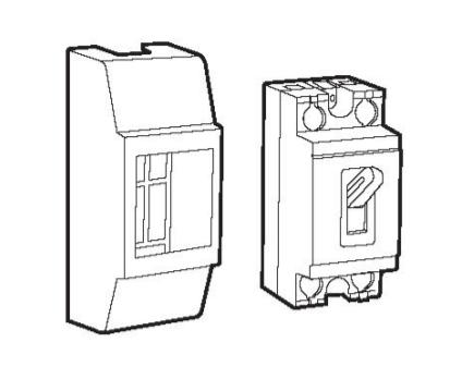 Cầu dao an toàn và hộp nổi BS121