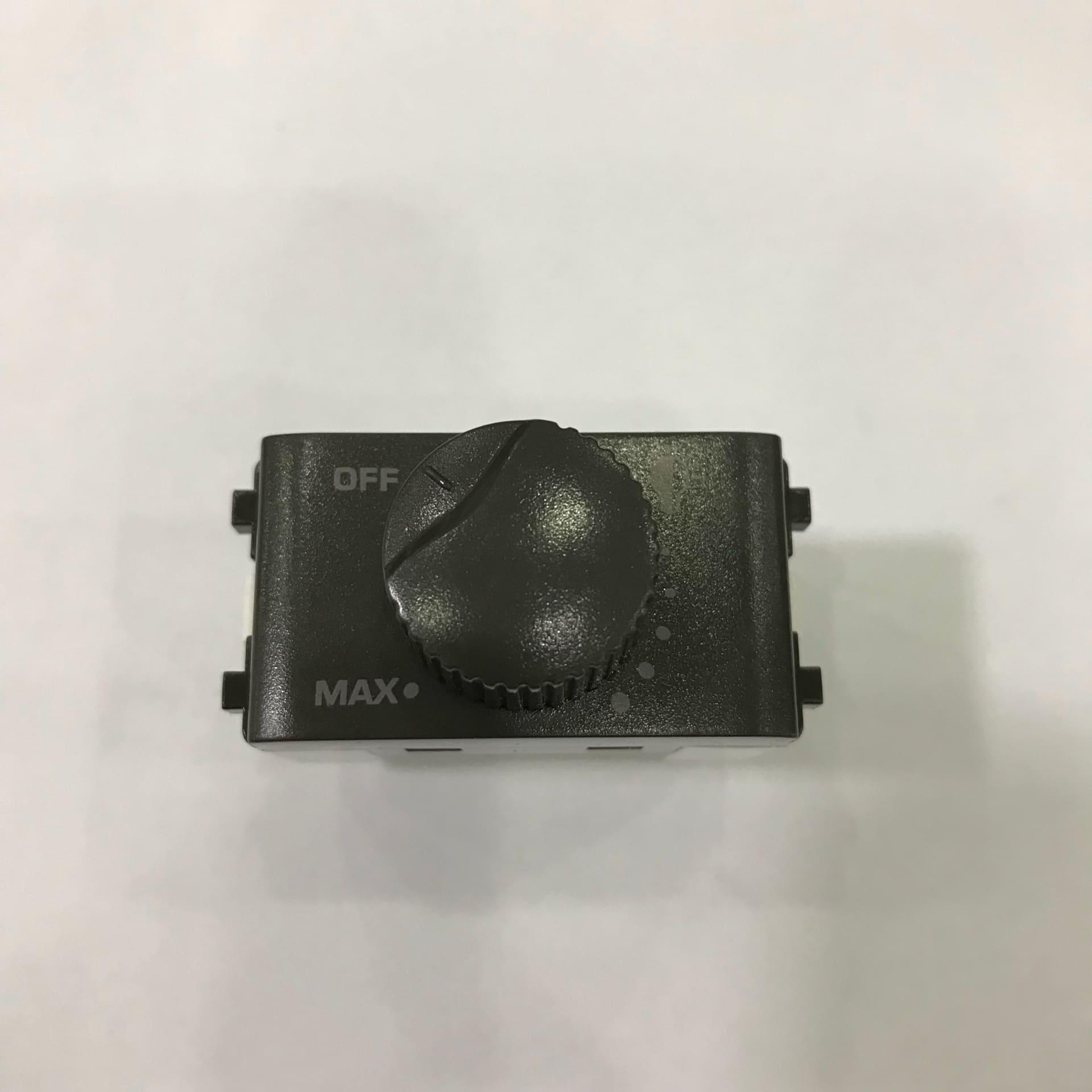 Công tắc điều chỉnh độ sáng đèn 500W màu đồng