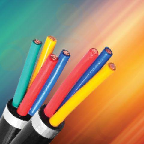 Dây điện dân dụng 2,3,4 lõi, ruột đồng, cách điện PVC-300/500v,vỏ bọc PVC