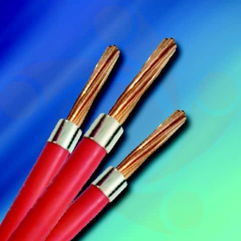 Dây đồng bọc cách điện PVC 450/750V