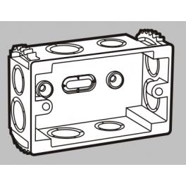 Đế âm tự chống cháy loại đặc chủng dùng cho mặt ổ cắm