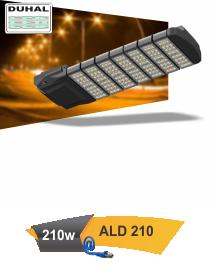 Đèn Đường LED 210W