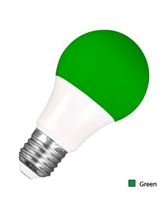 Đèn LED Bulb BU11 Điện Quang ĐQ LEDBU11A50 03G (3W, GREEN)