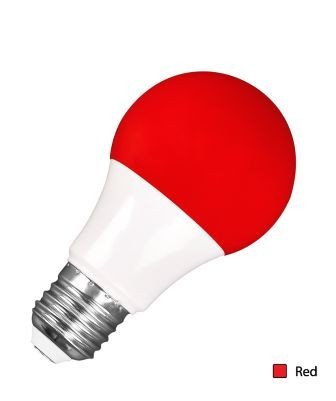 Đèn LED Bulb BU11 Điện Quang ĐQ LEDBU11A50 03R (3W, RED)