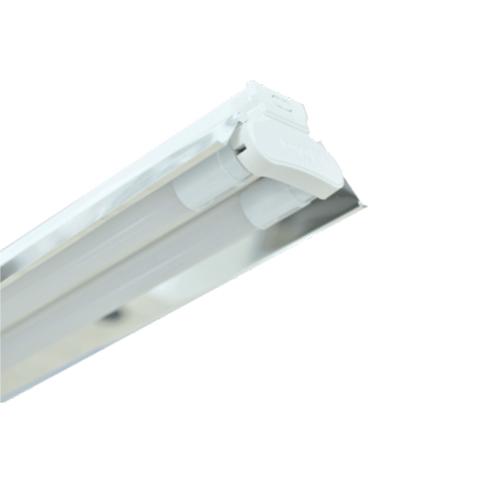 Đèn LED công nghiệp chóa phản quang 2x18W