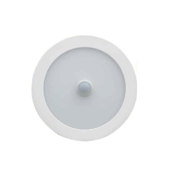 Đèn Led âm trần tròn cảm ứng hồng ngoại 6W 3000/6500K DLS108-6W-T/V