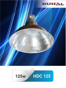 Đèn chóa công nghiệp 125W