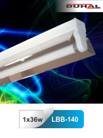 Đèn công nghiệp chóa phản quang 1x36W