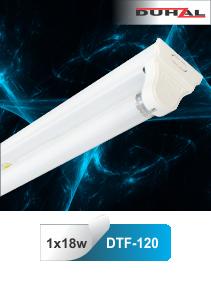 Đèn huỳnh quang siêu mỏng 1x18W