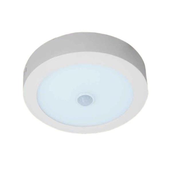 Đèn ốp trần tròn 12W Kawasan cảm ứng hồng ngoại 3000/6500K