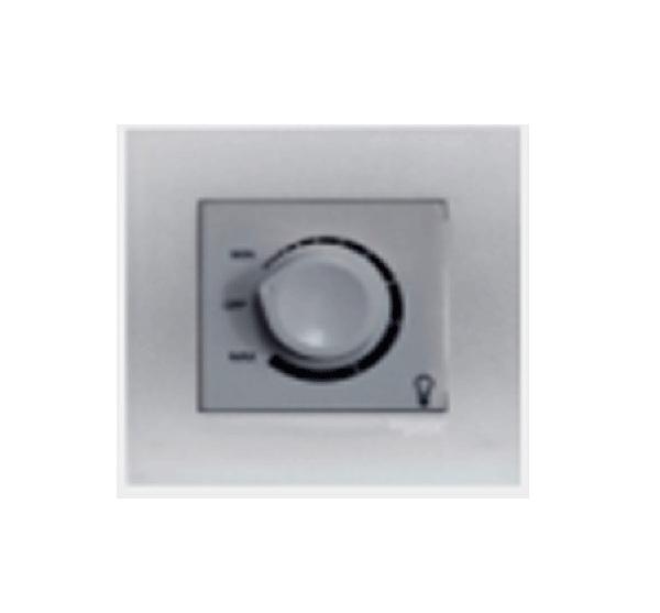 Dimmer điều chỉnh ánh sáng đèn 400W màu bạc