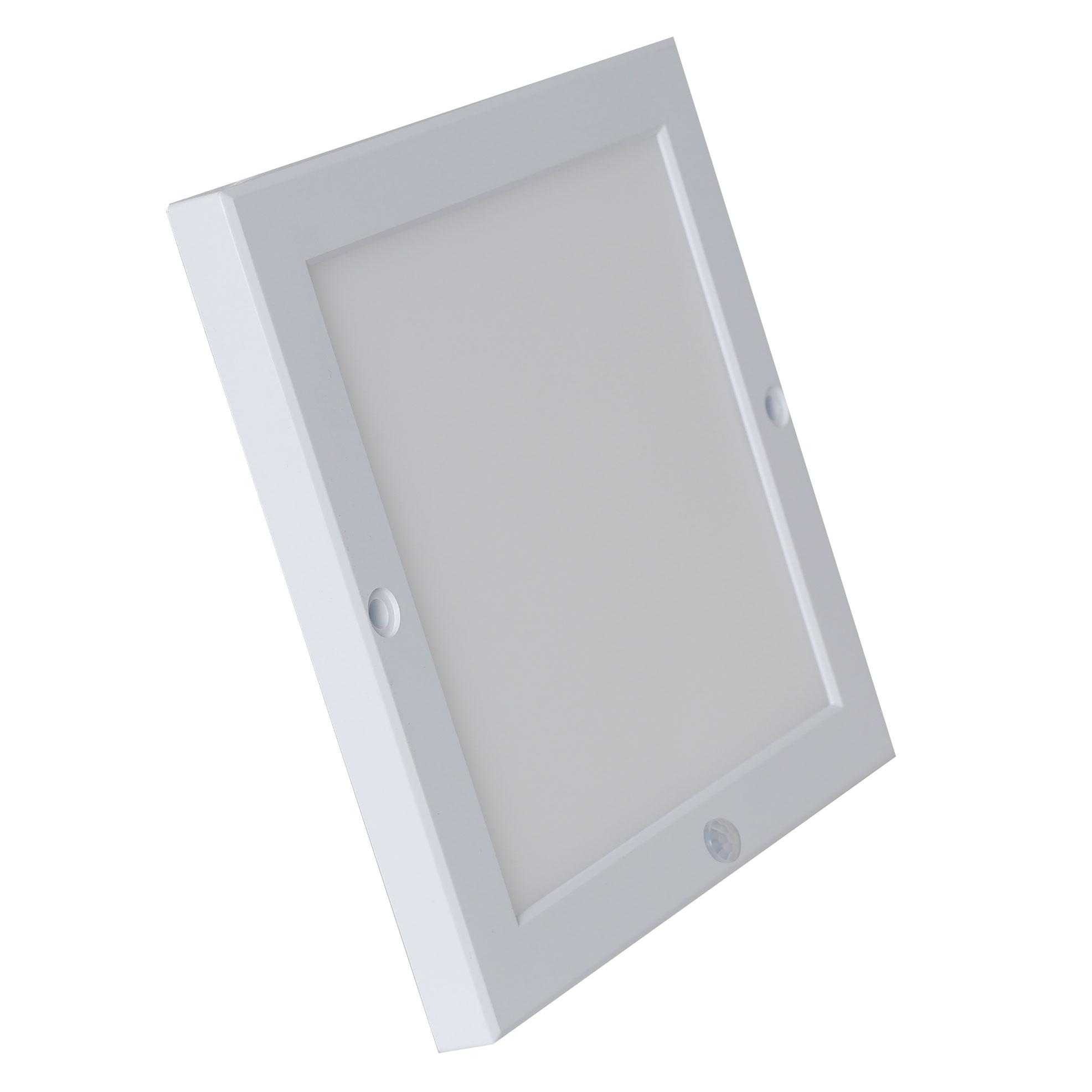 LED Ốp trần cảm biến 18W D LN10L 22x22/18W PIR