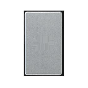Mặt kim loại nhôm WEG6501-1