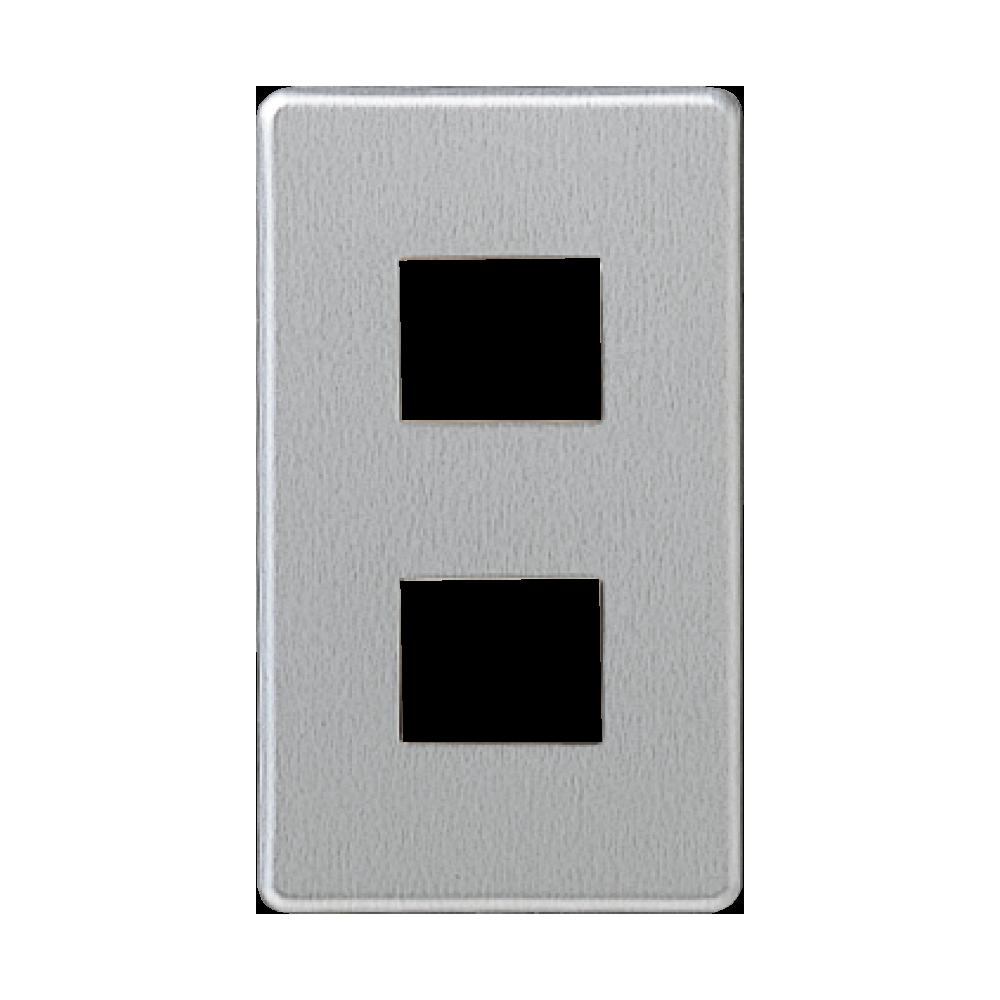 Mặt kim loại nhôm WEG6502-1