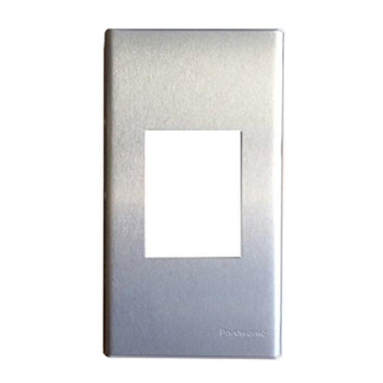 Mặt kim loại nhôm WEG65029-1