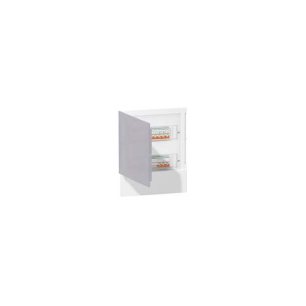 Tủ điện nhựa âm tường, cửa mở